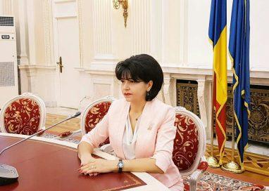POLITICADoina Federovici realeasă în conducerea Senatului României