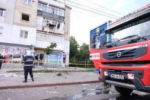 EVENIMENTMobilizare a autorităţilor în urma exploziei din strada Primăverii –  VIDEO/FOTO