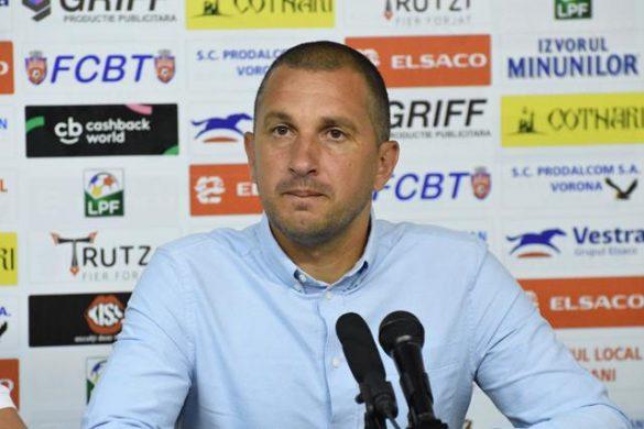 SPORT- FOTBALASTĂZI: FC Botoșani – Viitorul.   VEZI  ce declara antrenorul botosanenilor, COSTEL ENACHE