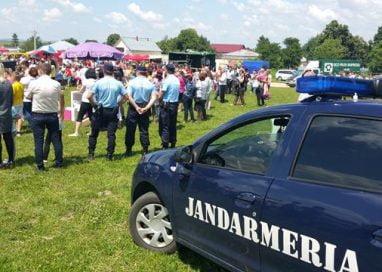 EVENIMENTMisiuni executate de jandarmi în sezonul estival