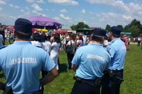 EVENIMENTZilele municipiului Dorohoi, în atenţia jandarmilor
