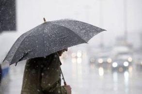 EVENIMENTAvertizare meteo: Averse torențiale, descărcări electrice, grindină!