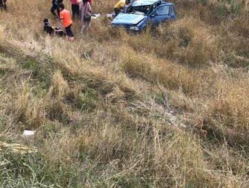 EVENIMENTAccident pe pe drumul naţional Botoşani-Dorohoi