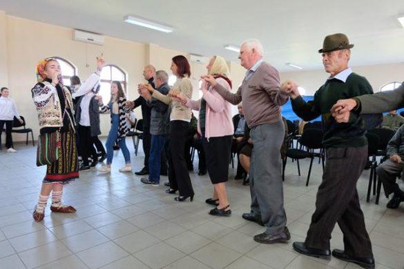 """EVENIMENTPrima ediţie a """"Zilelor Culturii la Baluseni""""- 2017"""