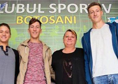SPORTSportivii de aur din canotajul botoşănean        -VIDEO