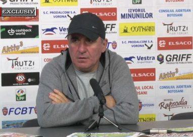 """SPORT- FOTBALGICA HAGI:   """"Echipa gazdă este o echipa bună, cu un joc echilibrat"""""""