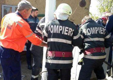 EVENIMENTUn bărbat de 52 de ani din satul Tocileni Vale, a căzut într-o fântână