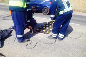 ADMINISTRATIELimitatoare de viteză pe alte două străzi din Botoșani
