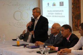 ADMINISTRATIEForumul Moldova-România de la Drochia,   pe tematica  proiectelor transfrontaliere