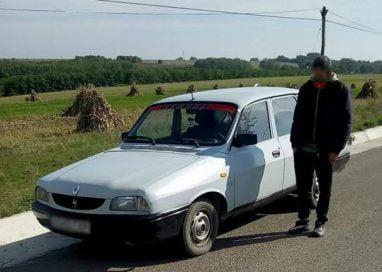 EVENIMENTBărbat cercetat de polițiștii de frontieră pentru conducere fără permis
