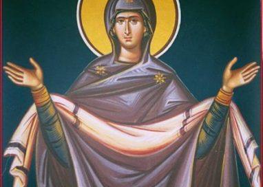 EVENIMENTBiserica Ortodoxă prăznuieşte Acoperământul Maicii Domnului în fiecare an pe 1 octombrie