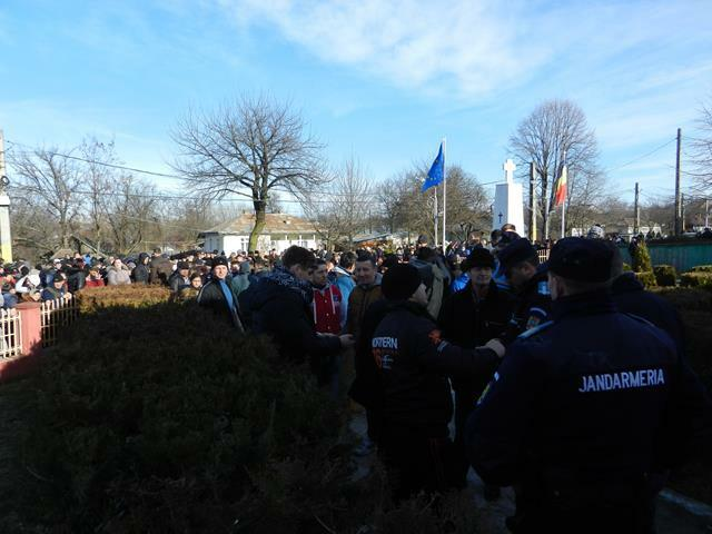 EVENIMENT114 manifestări de protest gestionate de jandarmi