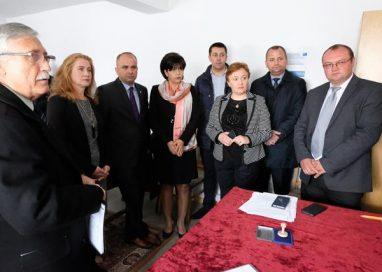 POLITICAAlinața PSD-ALDE și-a lansat oficial candidatul la primăria Nicșeni  VIDEO/GALERIE FOTO