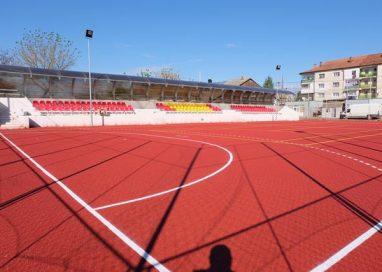 ADMINISTRATIEInvestiţii masive în infrastructura sportivă la Săveni    -VIDEO/GALERIE FOTO