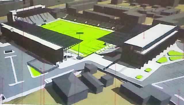 ADMINISTRATIEStudiu de fezabilitate în vederea modernizării stadionului