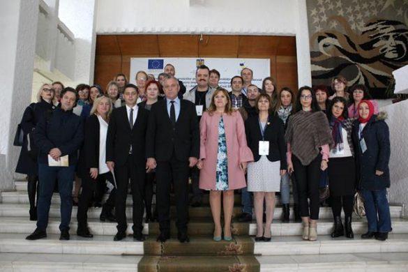 EVENIMENTProfesori din trei ţări, în schimb de experienţă la Botoşani  -GALERIE FOTO