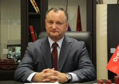 POLITICAPresedintele Republicii Moldova a fost suspendat temporar