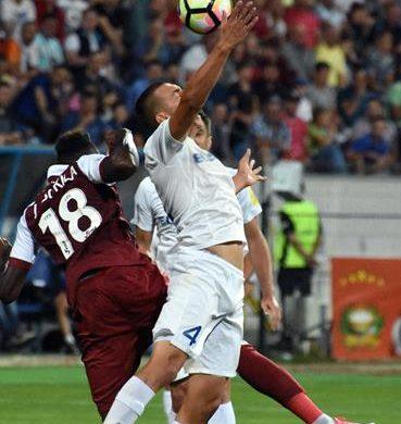 SPORT- FOTBALLiga 1:  FC Botoşani pleacă cu un punct preţios de la CFR Cluj
