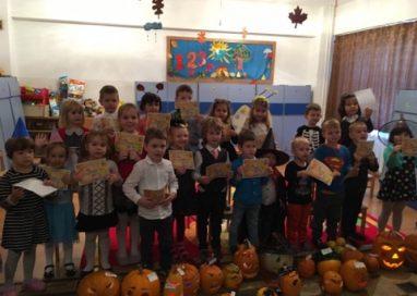 EVENIMENTCarnaval de Halloween la Grădiniţa 24    –  FOTO