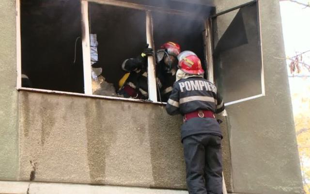 EVENIMENTCinci incendii în ziua de 10 octombrie