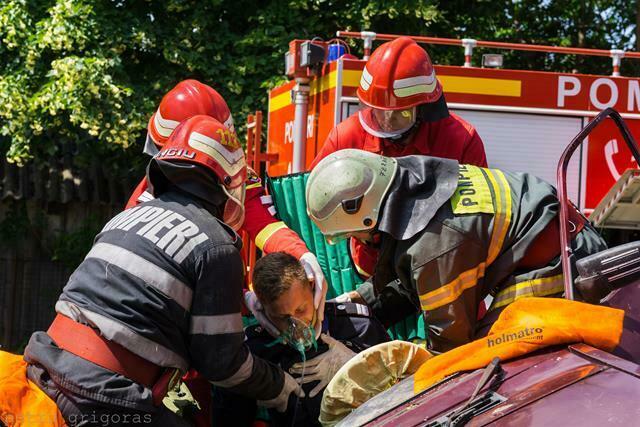 EVENIMENTExercițiu în caz de urgență la acumularea Rogojești
