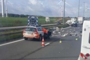 EVENIMENTACCIDENT TERIBIL în Belgia: Opt români sunt VICTIME