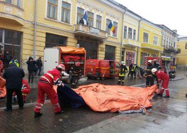 EVENIMENTZiua Internaţională pentru Reducerea Riscului  Dezastrelor Naturale marcată şi la Botoşani