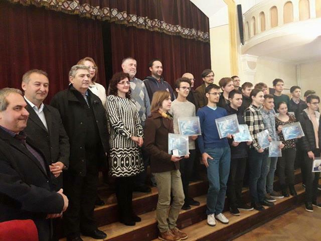 EDUCATIETineri matematicieni din două ţări s-au întrecut la Colegiul Laurian