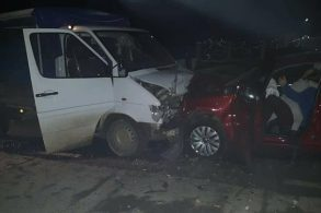 EVENIMENT Accident teribil la Hudum. Doi copii au ajuns la spital