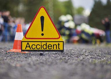EVENIMENT - NAȚIONALUn Logan a intrat pe contrasens și s-a izbit de un microbuz. Doi oameni au murit și cinci sunt răniţi. Oficiali ai clubului Dunărea Călărași implicați în accident   – UPDATE