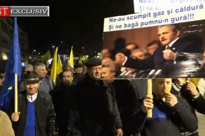 POLITICAProtest antiguvernamental organizat de Partidul Național Liberal la Botoșani