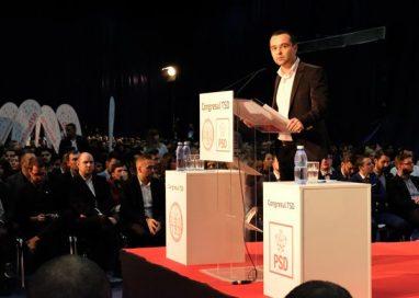 POLITICAMinistrul Gabriel Petrea, încă un mandat la șefia TSD  -VIDEO/GALERIE FOTO