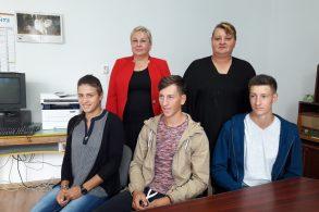 SPORTCanotori botoșăneni premiați de Primăria Botoșani