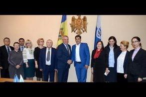 ADMINISTRATIESemnarea Acordului de Parteneriat între Județul Botoșani și Municipiul Bălți