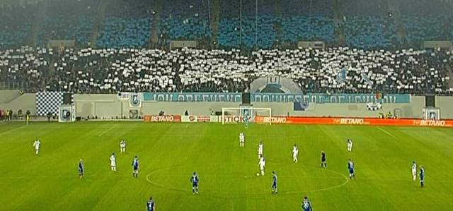 SPORT- FOTBALCS U Craiova – Slavia Praga 0-4. Oltenii umiliti la meciul de debut pe noul stadion