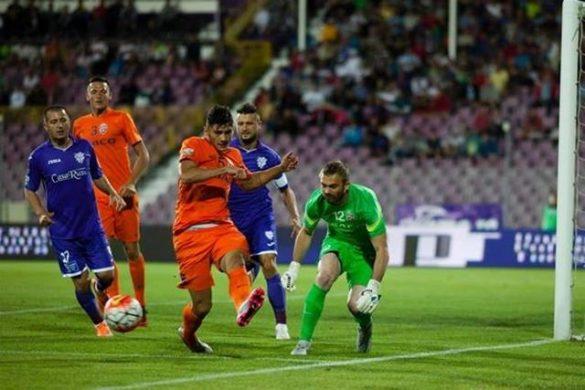 SPORT- FOTBALFC-ul a avut o repriză secundă excelentă și au fost la un pas să întoarcă scorul