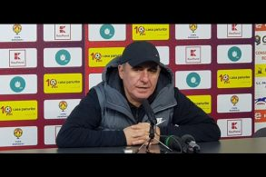 """SPORT- FOTBALHAGI:   """"A fost un test reușit pentru noi cu toate că am pierdut meciul"""""""