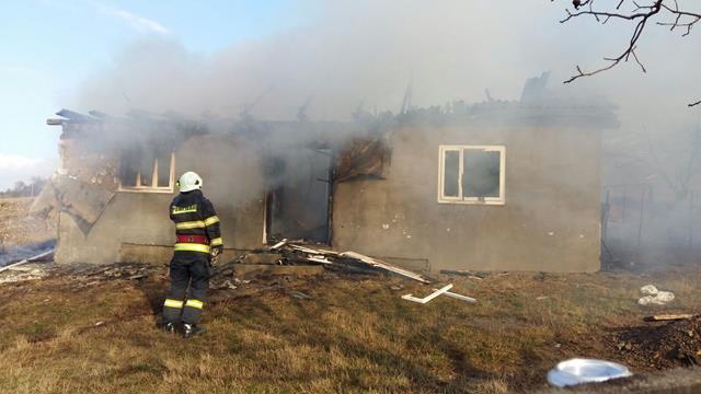 EVENIMENTDouă familii au fost păgubite de foc la sfârșitul săptămânii trecute