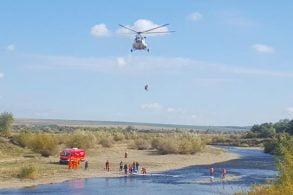 EVENIMENTExercițiu în domeniul situațiilor de urgență în pădurea Gorovei