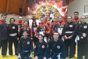 SPORTPremii câștigate de Dao Botoșani la Campionatul Național de QWAN KI DO- Co Vo Dao (arme tradiționale) pentru juniori și seniori -GALERIE FOTO