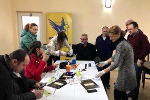 POLITICATinerii liberali au marcat Ziua Mondiala Diabetului, la Darbani  – GALERIE FOTO