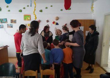 POLITICASocial-democratele au împărțit daruri copiilor de la Micul Prinț