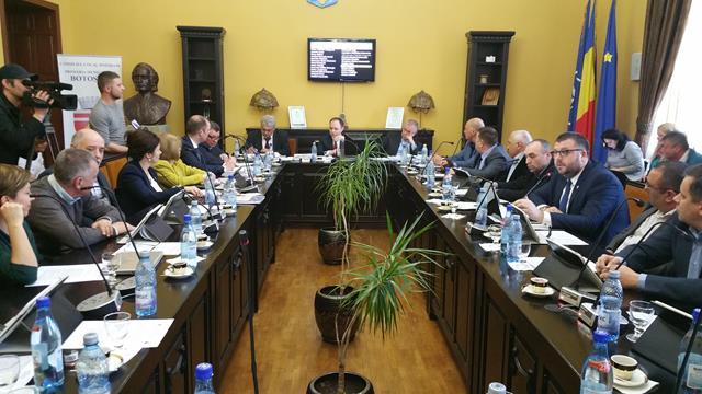 ADMINISTRATIERectificare bugetară votată în cinci minute de consilierii locali