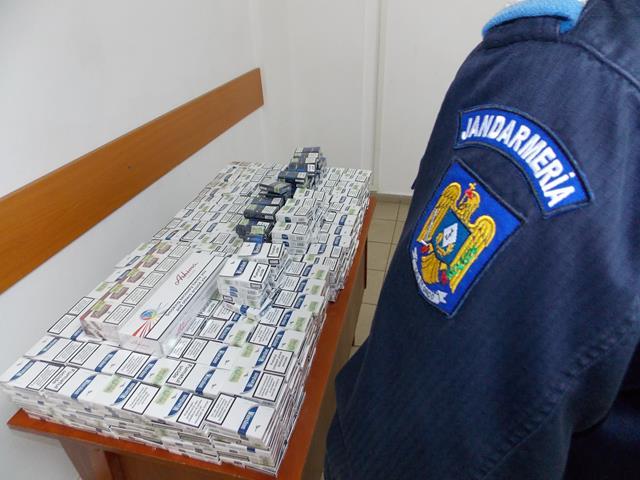 EVENIMENTMoldoveancă prinsă de jandarmi cu ţigări de contrabandă