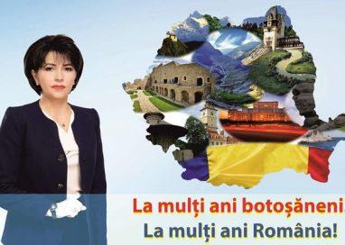 """POLITICADoina Federovici: """"Marea Unire din 1918 a fost şi rămâne pagina cea mai importantă a istoriei româneşti"""""""