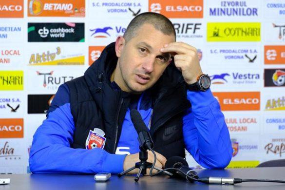 "SPORT- FOTBALConcordia Chiajna – FC Botoșani 3-0.  Analiza lui Costel Enache: ""Prezență subtilă pe teren"""