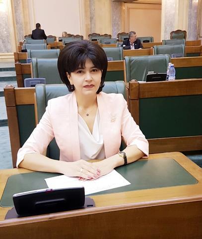 POLITICADoina Federovici în comisia specială pentru legile justiţiei