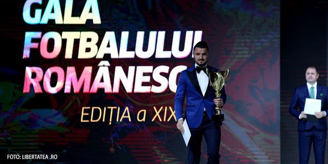 SPORT- FOTBALGala Fotbalului Românesc 2017. Budescu, jucătorul anului. Hagi – antrenorul anului!  VEZI PREMIILE ACORDATE