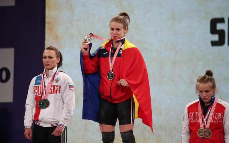 SPORTMedalii de aur obținute de Loredana Toma la Campionatele Mondiale de haltere