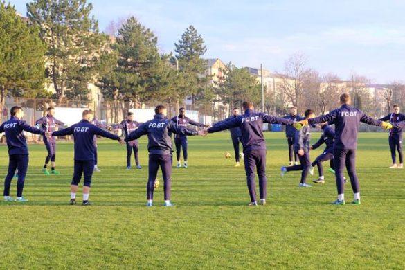 SPORT- FOTBALLotul echipei FC Botoșani și-a reluat pregătirile, după vacanța de sărbători – VIDEO/GALERIE FOTO